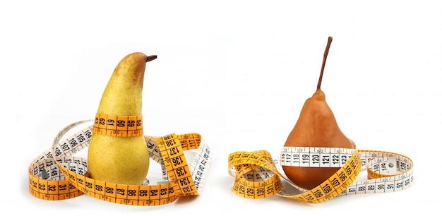 Les poires mesuraient le mètre