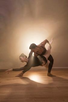 Poisson de ballet complet pose