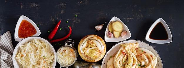 Poitrine de poulet au sarrasin et légumes.