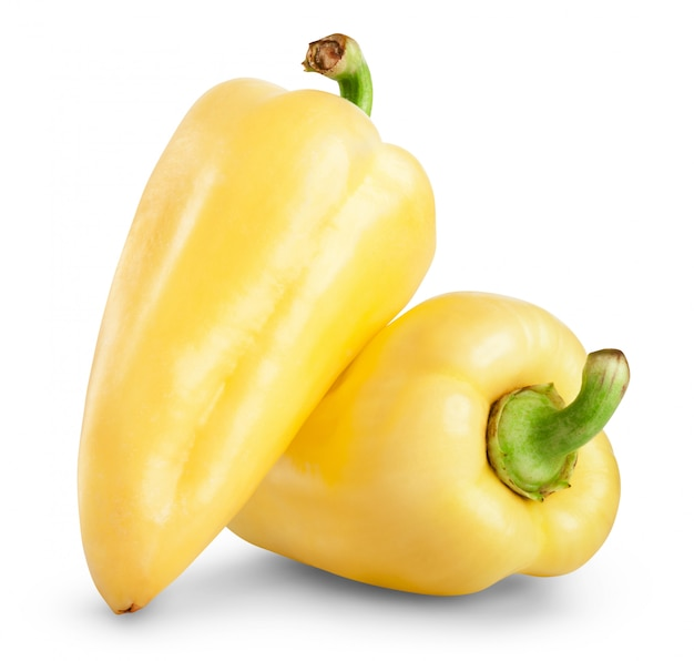 Poivron jaune