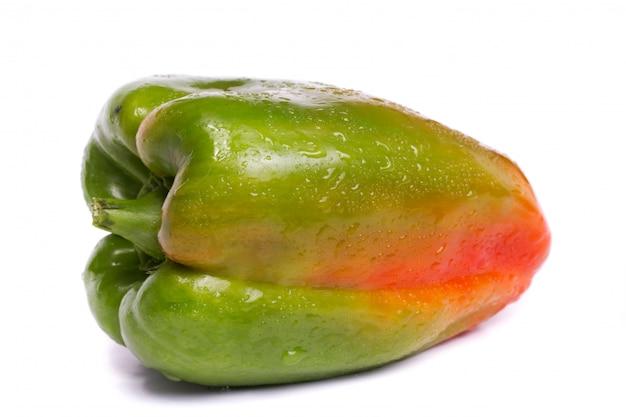 Poivron vert frais