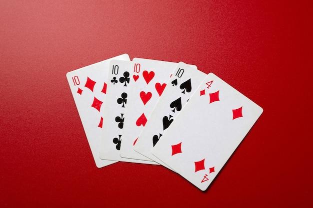 Poker à quatre