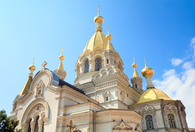 Pokrovskij dans le centre-ville de sébastopol construit en 1905 par l'architecte ba feldman.