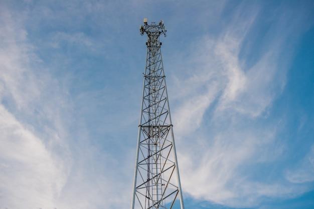 Pôle télécommunication