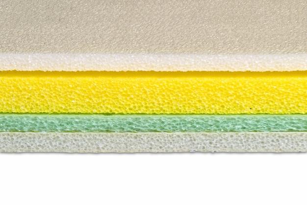 Polyéthylène matériel multi type et couleur antichoc mousse