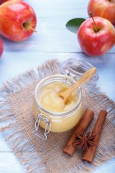 Pomme faite maison pure