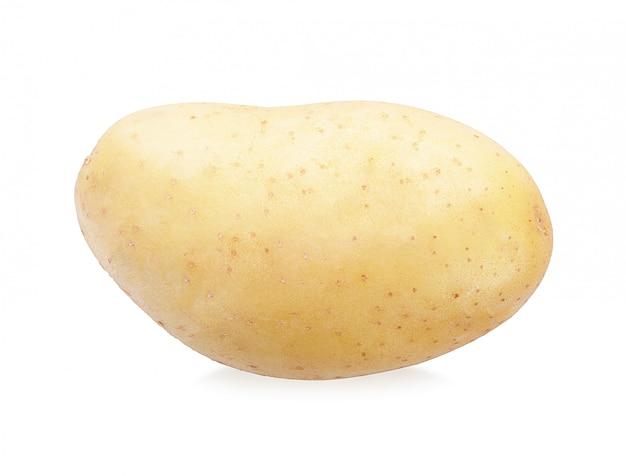 Pomme de terre isolée