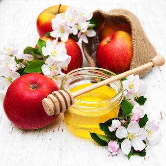 Pommes au miel