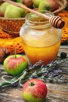 Pommes et miel