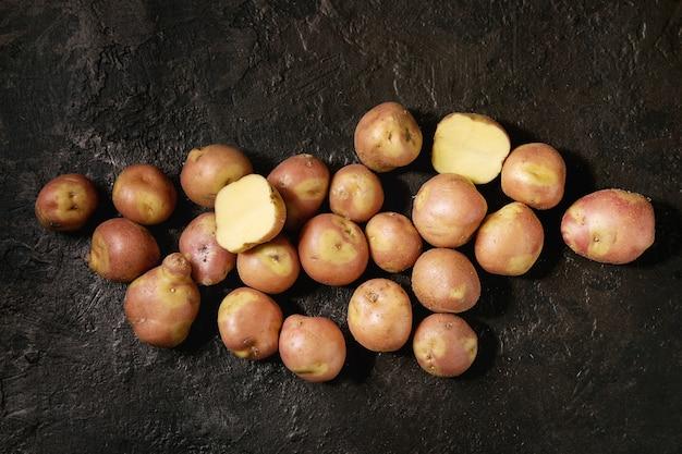 Pommes de terre crues miss blush