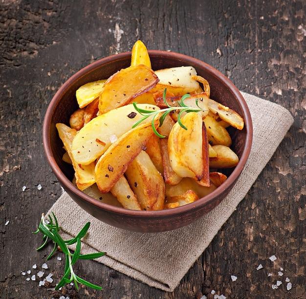 Pommes de terre frites