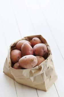 Pommes de terre rouges