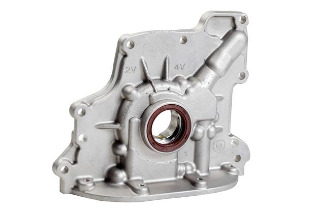 Pompe à huile moteur automobile