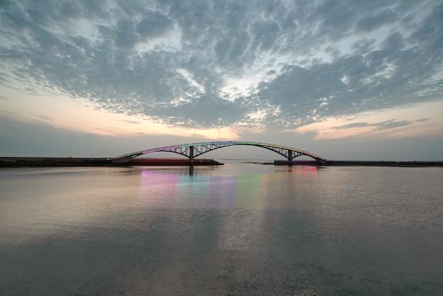 Pont arc-en-ciel de xiying