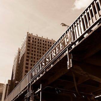 Pont à chicago