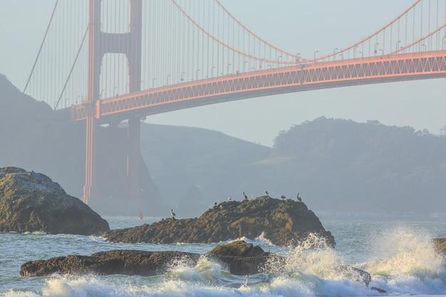 Pont du golden gate san francisco états-unis