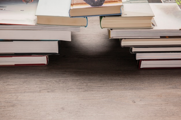 Pont de formation des livres