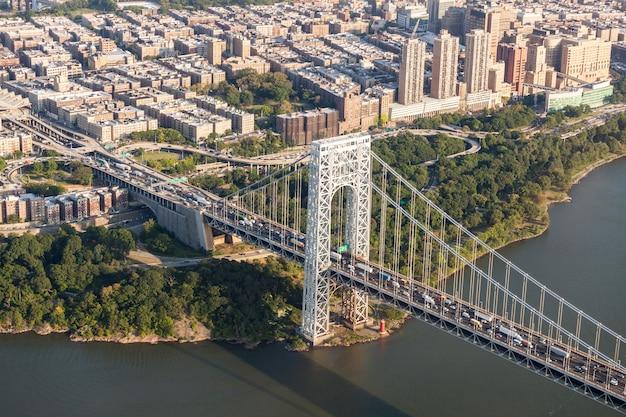 Pont george washington à new york