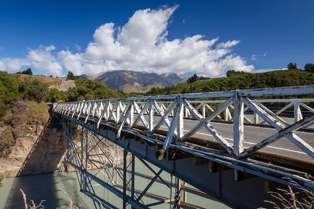 Pont des gorges de rakaia