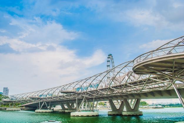 Pont d'hélice