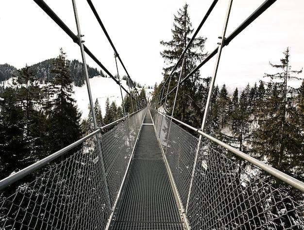 Pont long et long