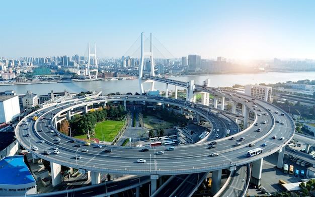 Pont de nanpu à shanghai