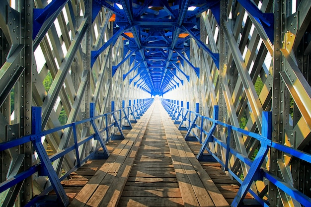 Un pont unique