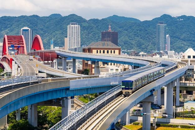 Pont vers kobe kansai japon