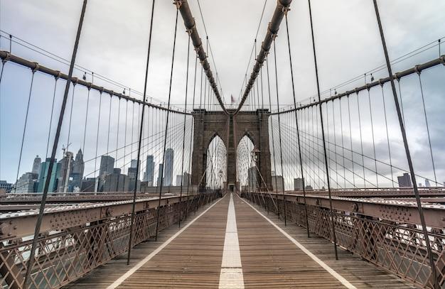 Pont de la ville de new york