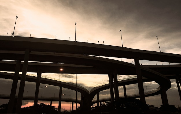 Ponts autoroutiers