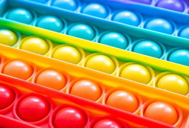 Pop it bubble fidget fond de jouet