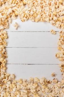 Popcorn doux et savoureux