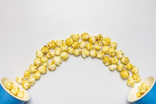 Popcorn fond