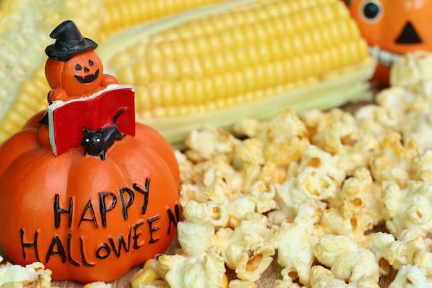 Popcorn halloween