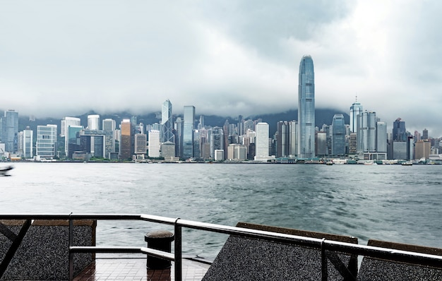 Port de hong kong victoria