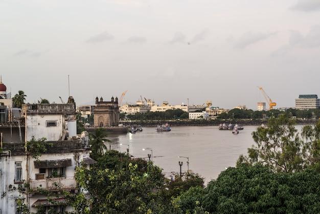 Port de l'inde asie mumbai