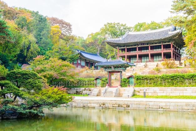Portail vert voyage royal seoul