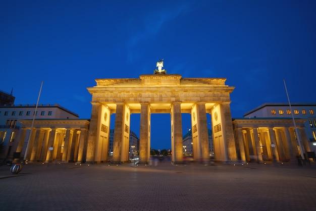 Porte de berlin brandebourg brandenburger tor