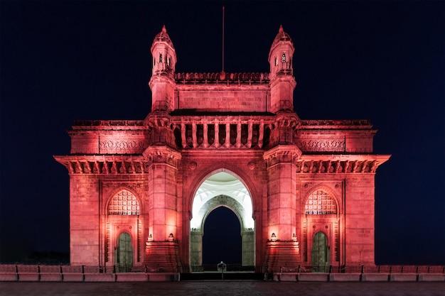 Porte d'entrée de l'inde
