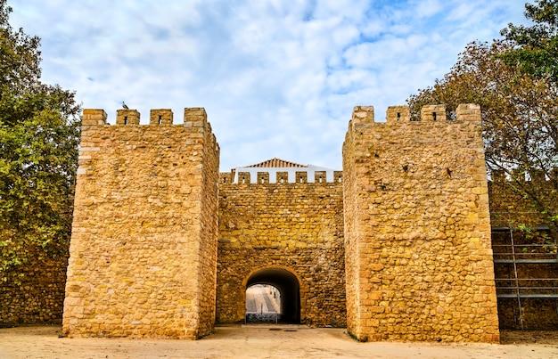 Porte Sao Goncalo De Lagos, Portugal Photo Premium