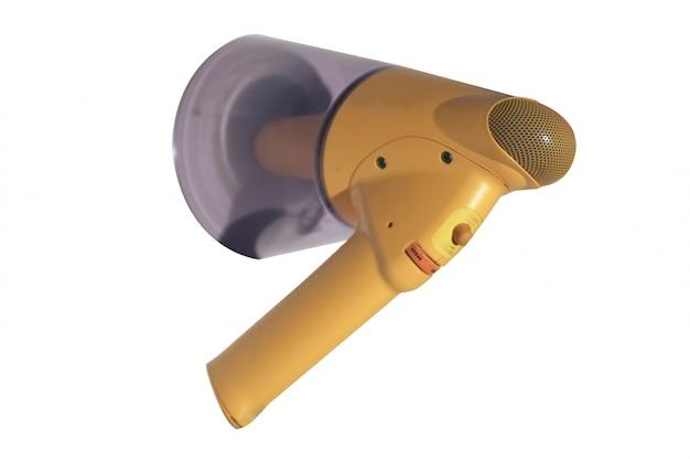 Porte voix électronique