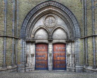 Portes cathédrale