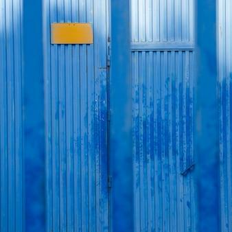 Portes d'entrepôt