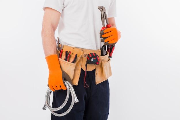 Portrait d'artisan