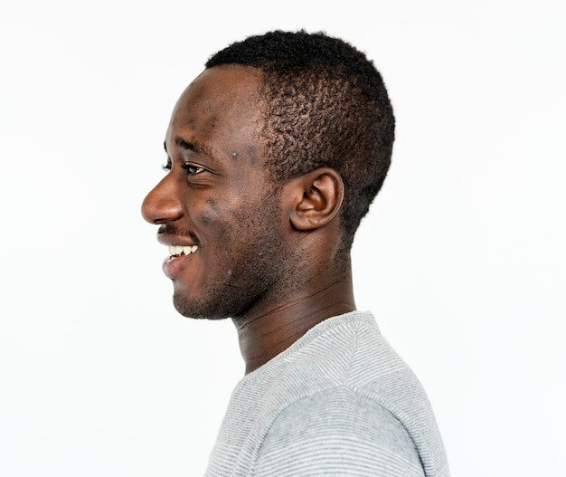 Portrait d'un ghanéen