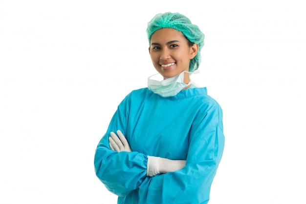 Portrait médecin