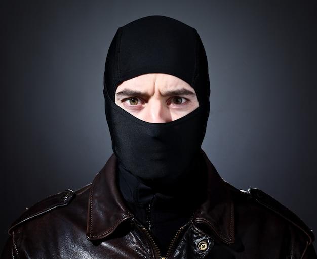 Portrait de voleur