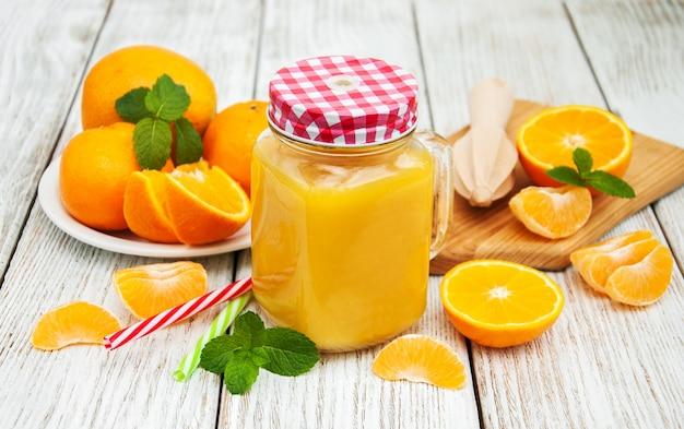 Pot à jus d'orange