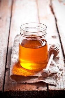 Pot de miel complet