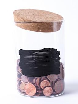 Pot pour pièces